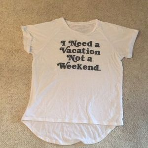 Gently used funny T-shirt size large